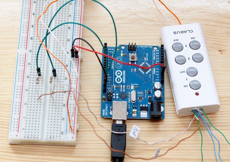 Arduino zdalne sterowanie urządzeniami elektrycznymi