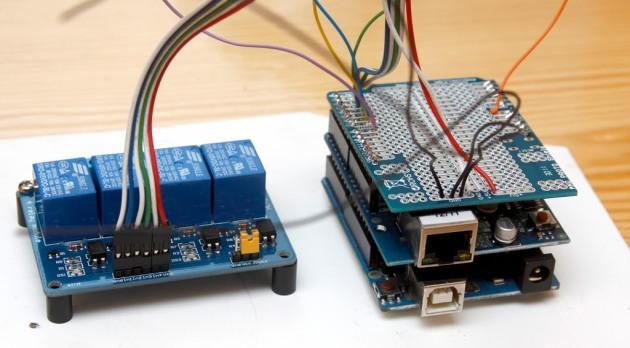 Arduino - system podlewania