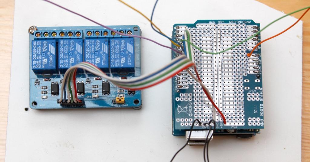 System nawadniania w oparciu o Arduino