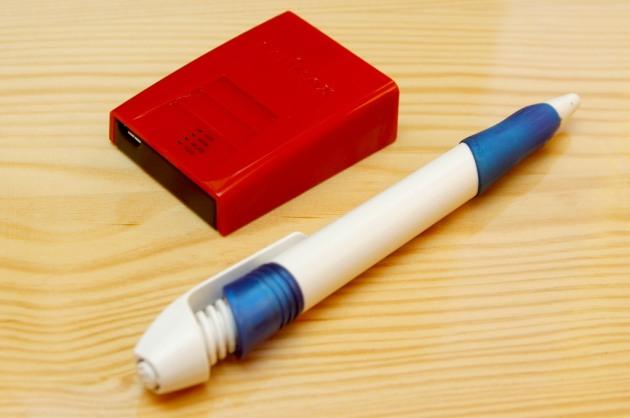 Edimax BR-6258n wielkości pudełka zapałek