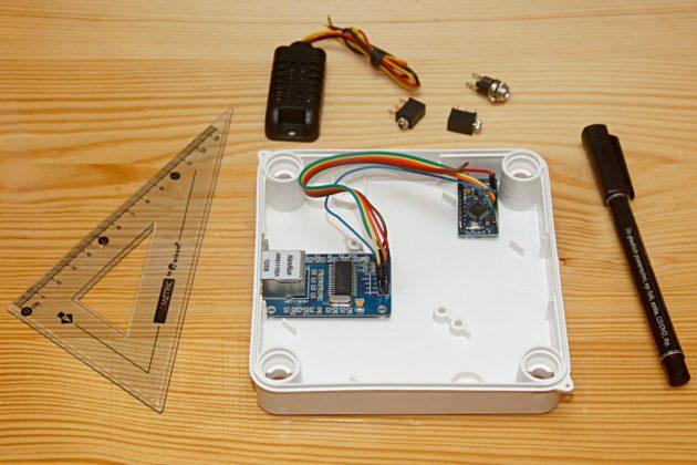 Urządzenie na bazie Arduino Pro Mini