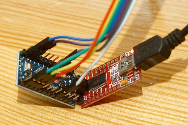 Arduino pro mini techniczny