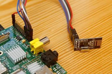 nRF24l0+ i Raspberry Pi