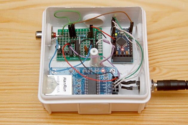 Pomiar temperatur - Arduino