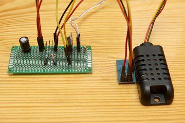 ESP8266 + AM2301 (DHT21)