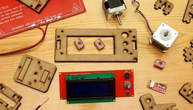 Części drukarki 3d - Graber i3