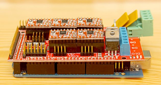 Arduino Mega 2560 z Ramps 1.4