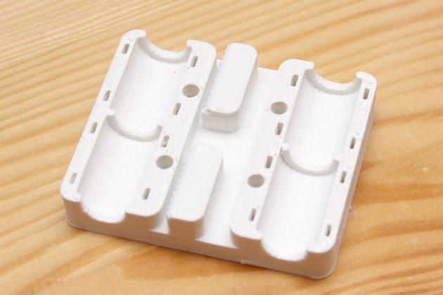 Graber i3 - wózek osi Z od Prusy i3 rework