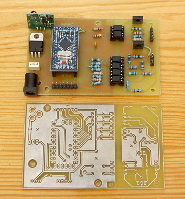 Płytka PCB - integracja z 4+n