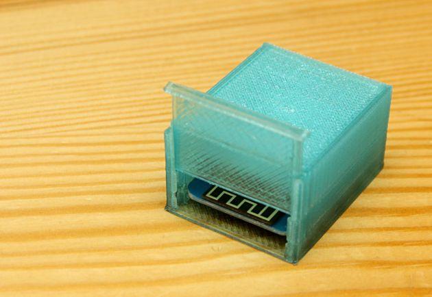 WeMos D1 Mini w obudowie